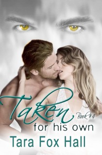 Taken for His Own - Book Cover